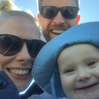 Stinne, Thomas og Lily