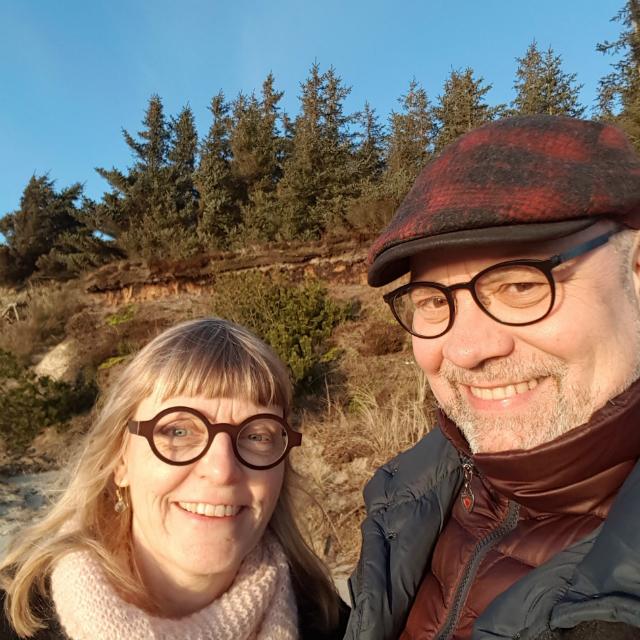 Johanna og Leif