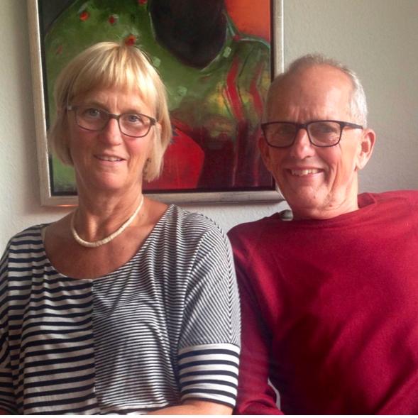 Ulla og Gert